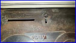 All Original And Workingpremier Antique / Vintage Cast Iron Kitchen Stove