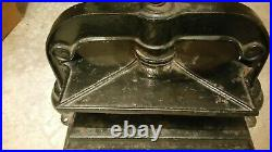 Antique Cast Iron Book Press, Good Working Condition, press plate 9.75 x 12.5