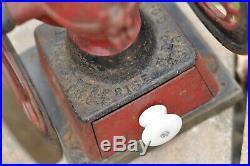 Antique Enterprise No. 2 Coffee Mill Grinder Cast Iron 1873