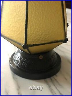 Antique Mission, Arts and Crafts Art Deco, Art Nouveau, Porch Light, Cast Iron