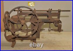 Antique Rival No 2 model 96 commercial cast iron apple peeler corer collectible