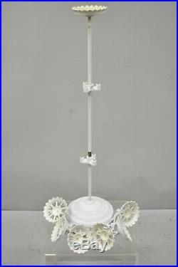 Antique Victorian Aesthetic Movement Cast Iron 6 Arm Planter Plant Stand Holder