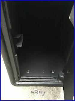 Cast Iron GR Post Box Royal Mail Post Box Black Vintage Post Box Black
