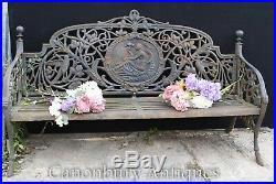 Cast Iron Garden Bench Architectural Salvage