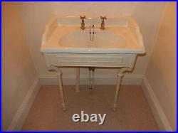 Cast Iron Victorian Sink Stand