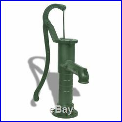 Garden Water Pump with Stand Cast Iron
