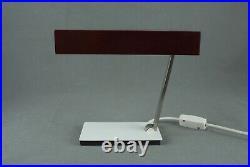 KAISER LEUCHTEN 6878 Table Lamp KLAUS HEMPEL Vintage Bauhaus Eames 60s 70s Era