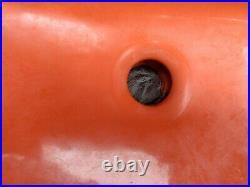 KOHLER K2885 New Man's Lav sink in Tiger Lilly. Rare Vintage 1972 Orange/coral