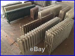 Old Vintage Cast Iron Steam Radiators, $175 each, OBO