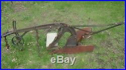 VINTAGE ANTIQUE SOLID CAST IRON Oliver Horse Drawn PLOW F393 F390 F391 JY630