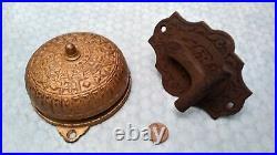 Victorian Eastlake Sargent Mechanical Door Bell Pull Lever