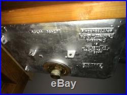 Vintage Double Bowl Rustic Farmhouse Porcelain & Cast Iron Standard Sink 1938